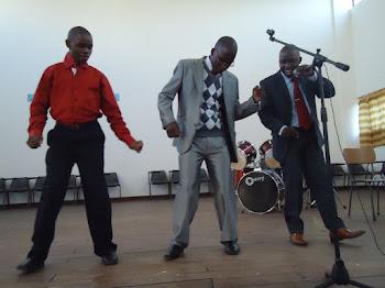 Dança no Leitorado