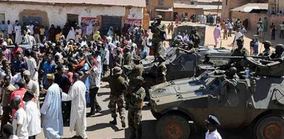 Breaking News: Bomb Explosions, Gunshots Rock Maiduguri, Borno State... Several Killed