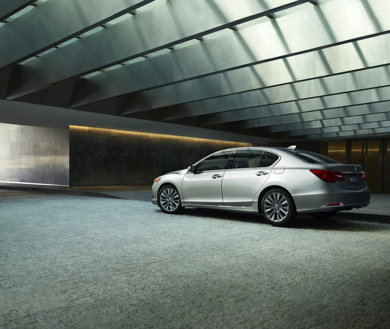 Acura Rlx: Auto Cars Concept