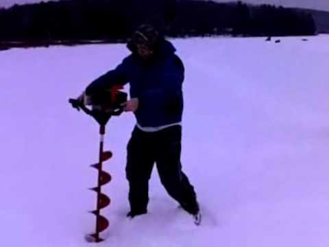 Eskimo Ice Auger Z712