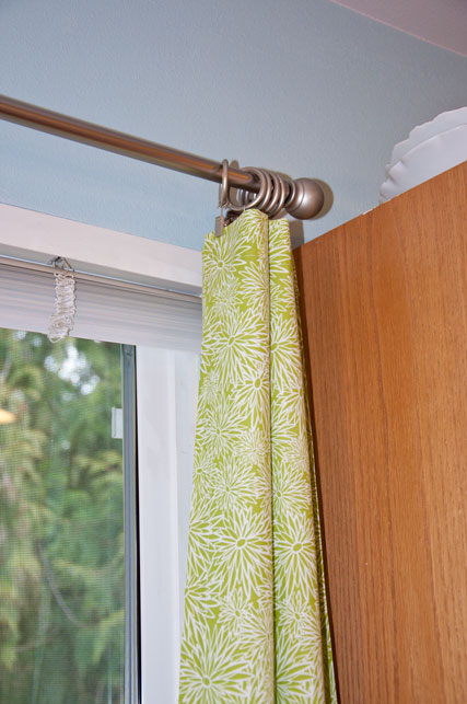 Rootandblossom Diy Curtains Kitchen