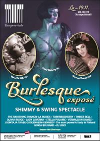 Burlesque Exposé
