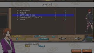 Bagi yang belum level 60 harus segera menjadi level 60 agar dapat ...
