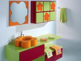 Decoraci n e ideas para mi hogar decoraci n de ba os for Decoracion hogares infantiles