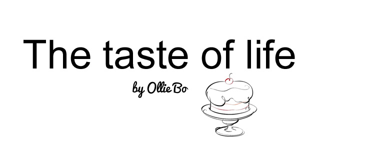 The taste of life - Baking Dreams Life