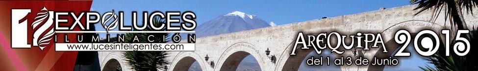 ExpoLuces Arequipa 2015
