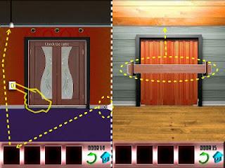 Best game app walkthrough 100 doors walkthrough level 14 15 for 100 floor escape level 58