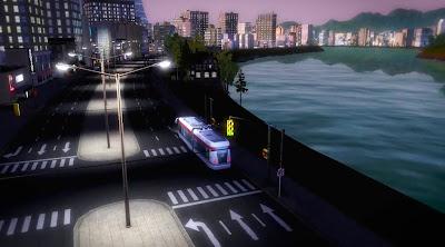 Train Adventure game