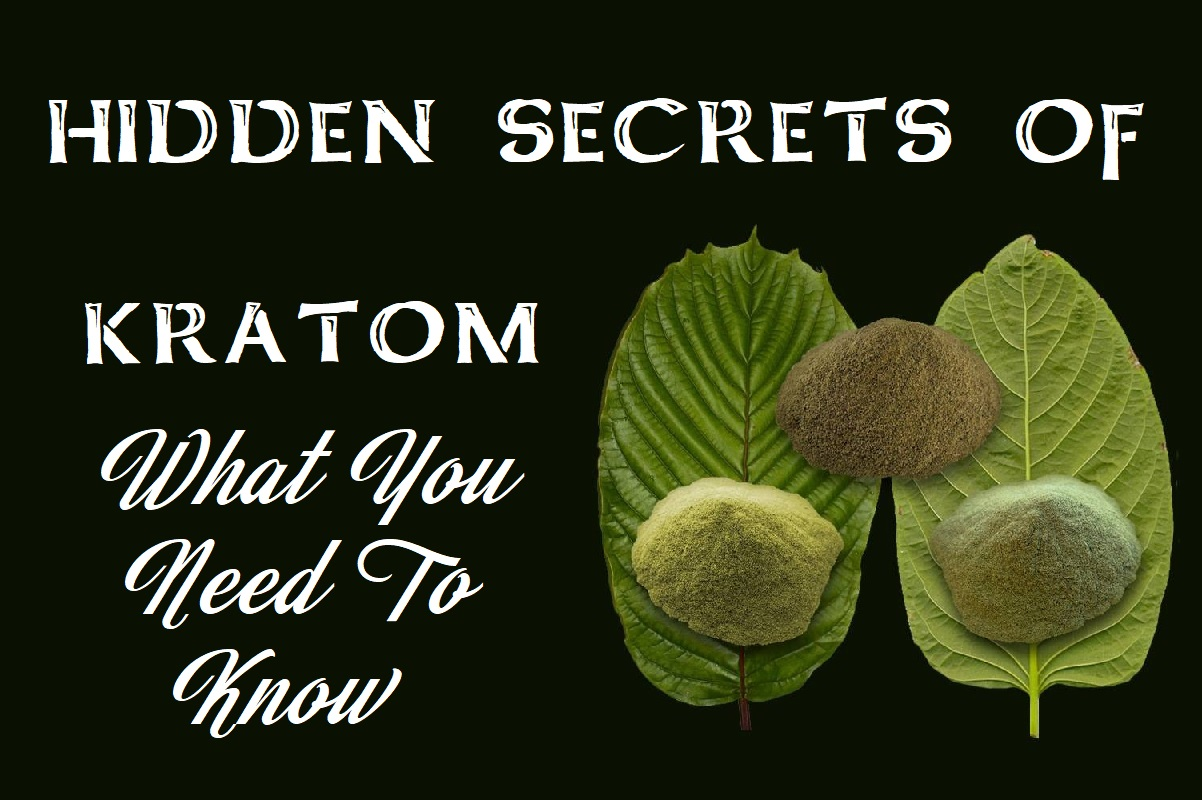 Kratom, what does it do?