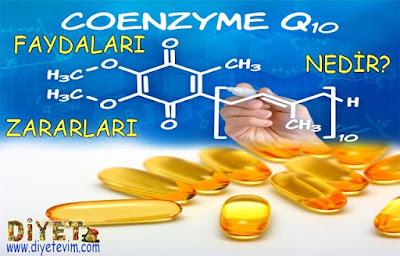 koenzim q10 faydaları