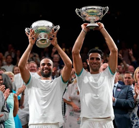 ¡Histórico! Cabal y Farah ganadores de dobles en Wimbledon