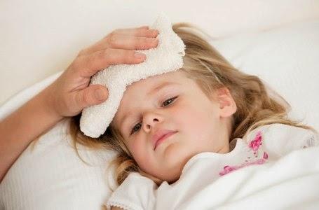 bệnh viêm amidan ở trẻ