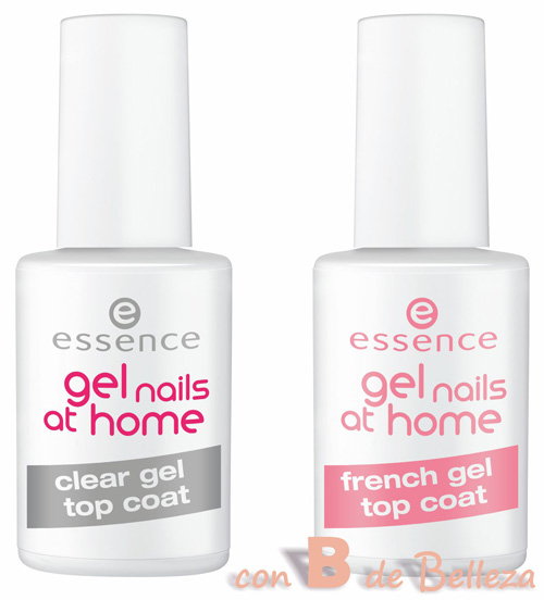 Top coat gel de Essence