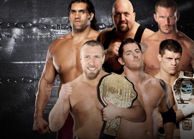 smackdown elimination chamber combate pactado 5 superstars