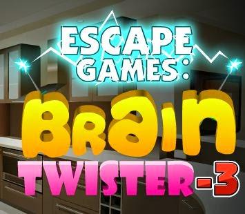 123Bee Escape Games Brain Twister 3 Walkthrough