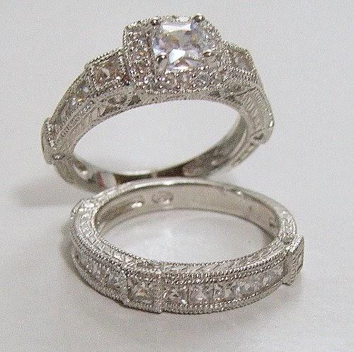 Vintage Style Wedding Rings: Design Wedding Rings Engagement Rings Gallery: Antique