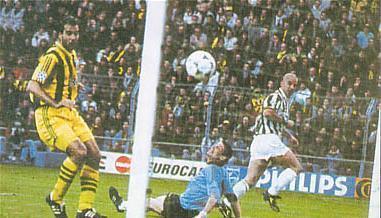 ac42 et l'histoire du football NANTES+JUVENTUS+1996