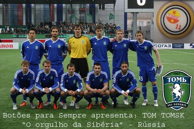 Tom Tomsk - Rússia