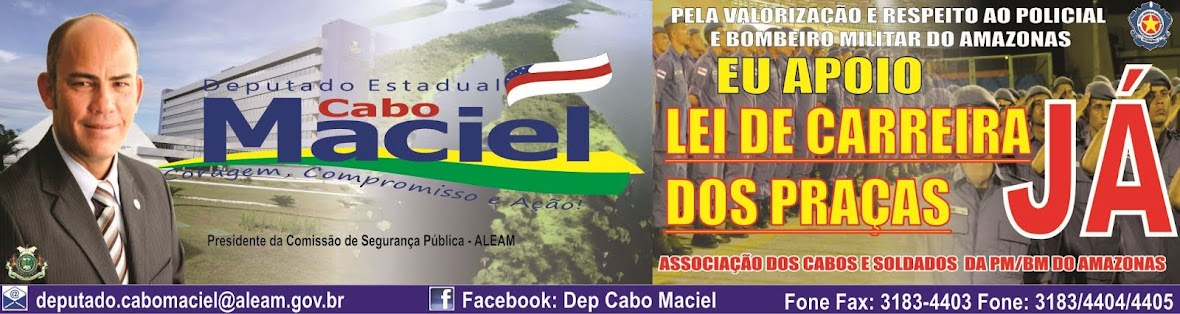 DEPUTADO CABO MACIEL