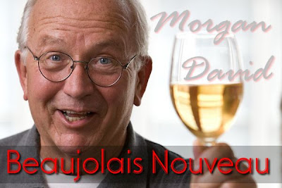 Morgan David talks Beaujolais Nouveau