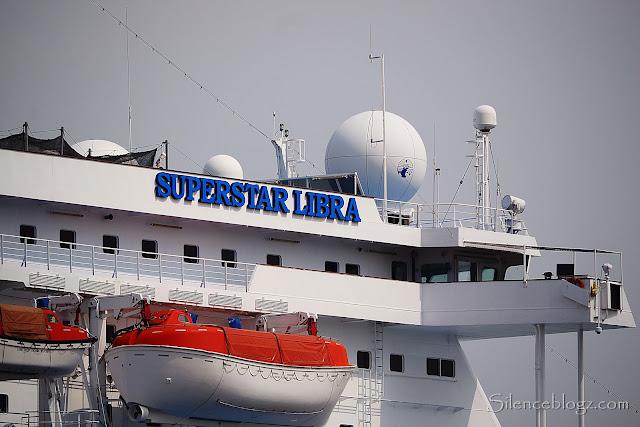 Anugerah Dan Pelayaran Aloha Star Cruises Superstar Libra