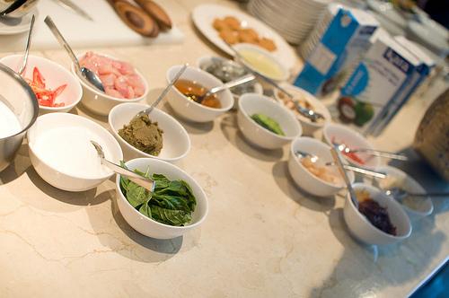 Famous Thai Food At Kovan