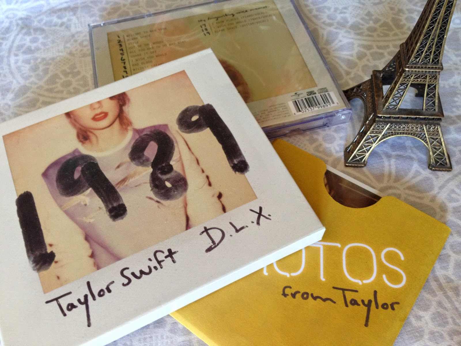 CD Taylor Swift 1989
