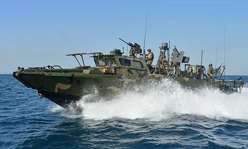 Philippine Navy Multi Purpose Attack Cfraft