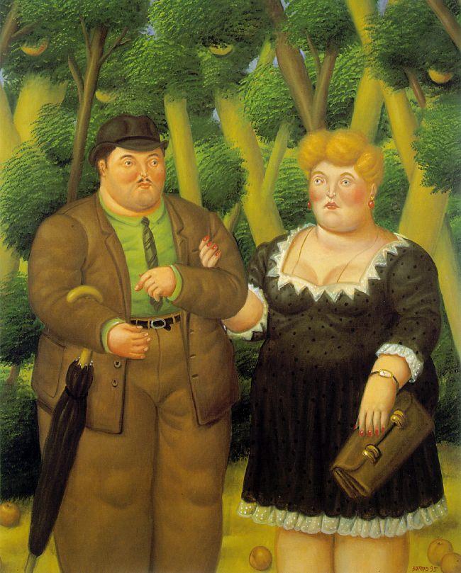 Obra pictorica de fernando botero arte del siglo xx - Fotos de botero ...