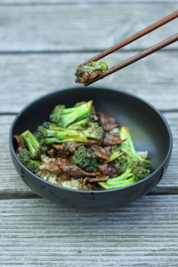 Beef with Broccoli ~ Meggan Backwood