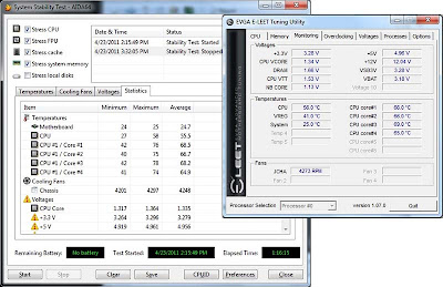 Comparing Corsair Hydro Series H60 Fans pic6