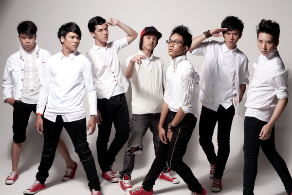 Smash Indonesia Boy Band