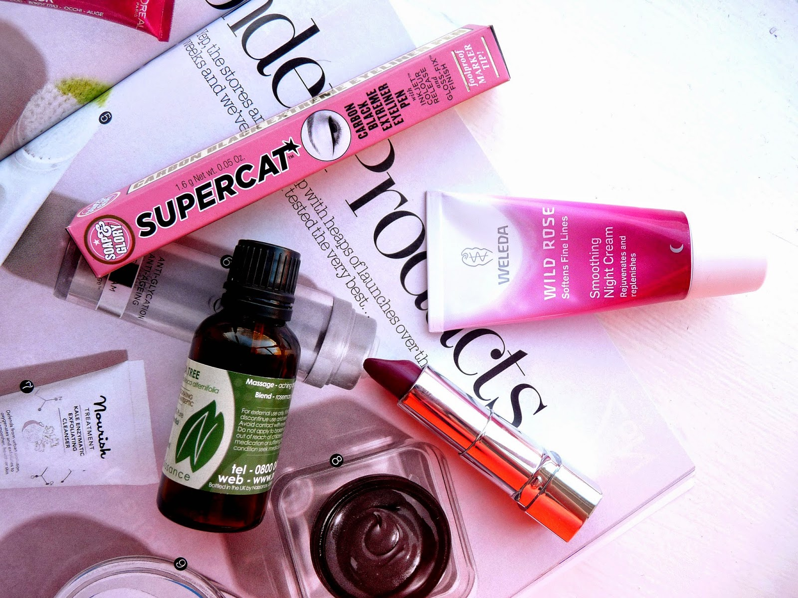 October beauty skincare favourites 2014