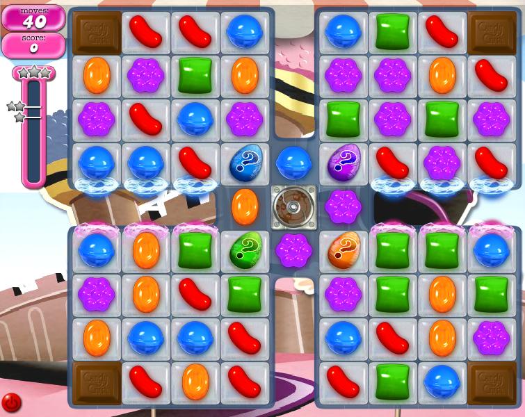 Level 388 | Candy Crush tips level 388