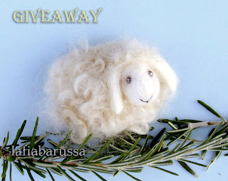 Giveaway by Lafiabarussa mini sheep