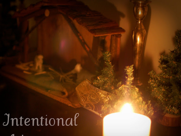 An Intentional Advent - And You're Invited!