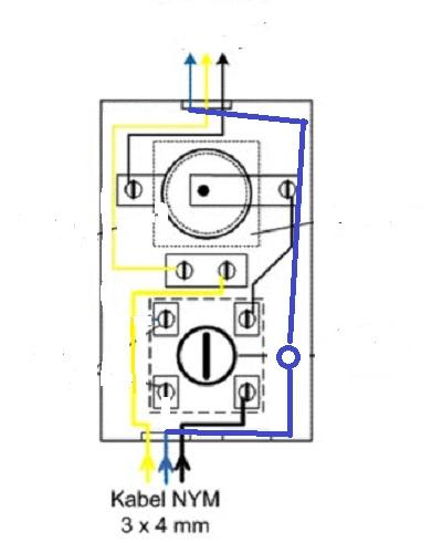 Cara Memasang Box Sekering Listrik Prabayar-Giga Watt