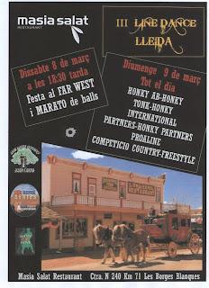 Line Dance Lleida