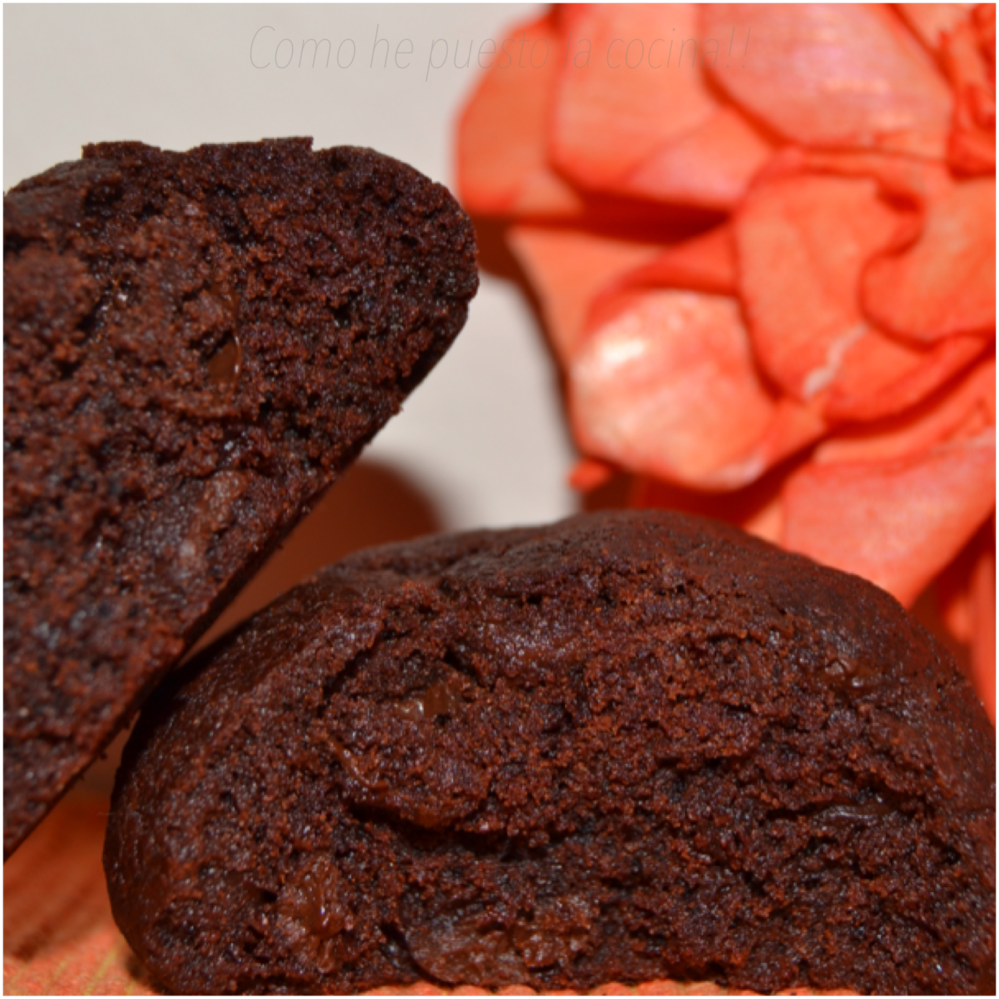 Baño Blanco Thermomix: !!: GALLETAS DE CHOCOLATE DE NIGELLA LAWSON (Tradicional y Thermomix