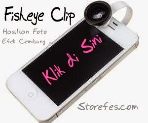 Fisheye Clip