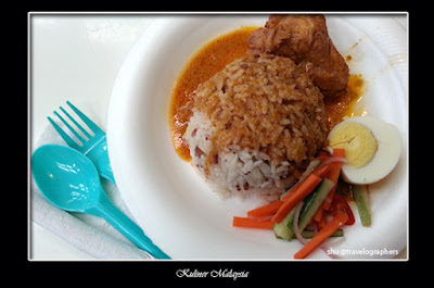 kuliner malaysia, cuisine, cullinary, food, melayu, nasi dagang
