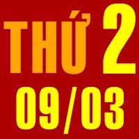 Tử vi 9/3/2015 Thứ Hai - 12 Cung Hoàng Đạo hôm nay