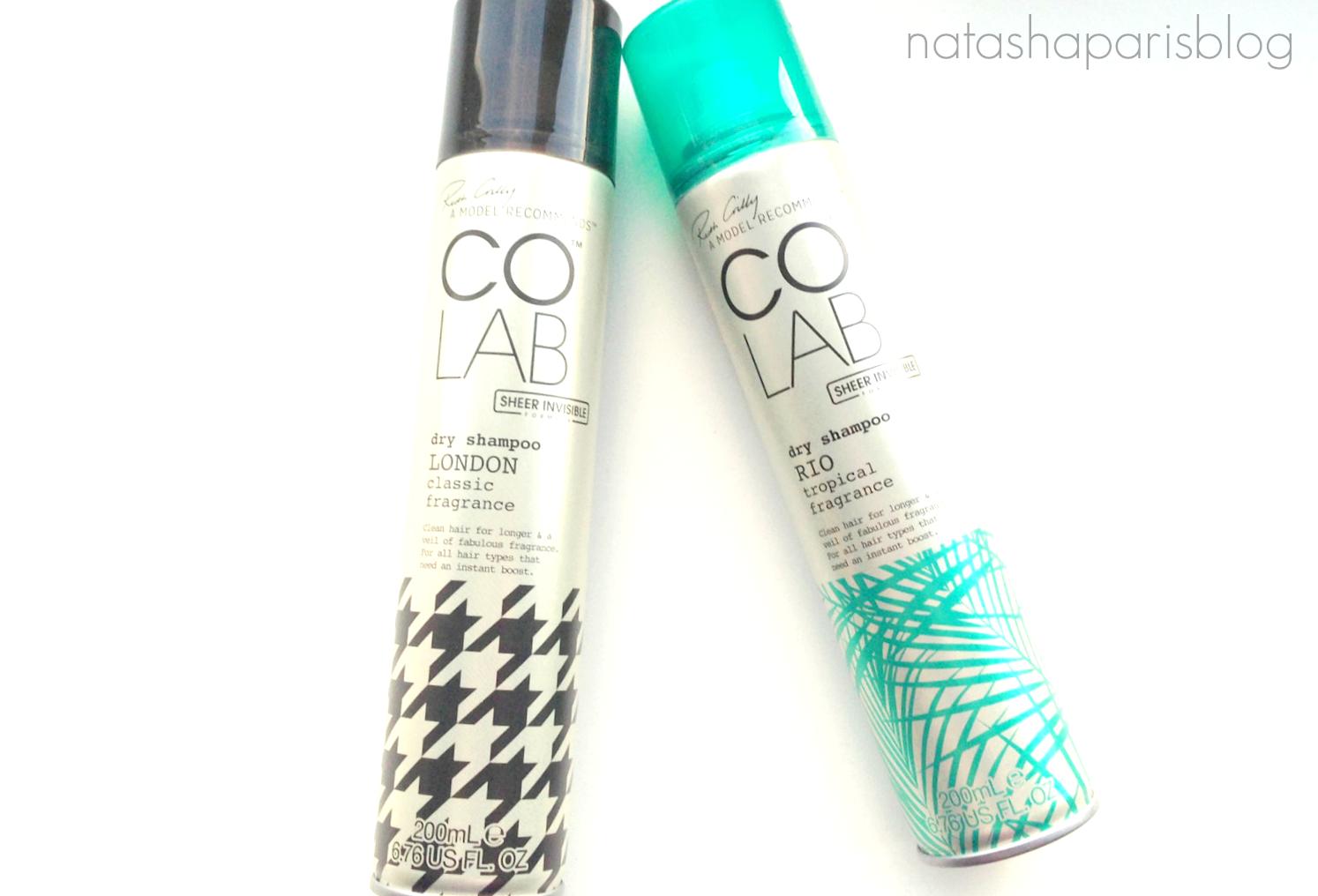 COLAB Dry Shampoo London/Rio