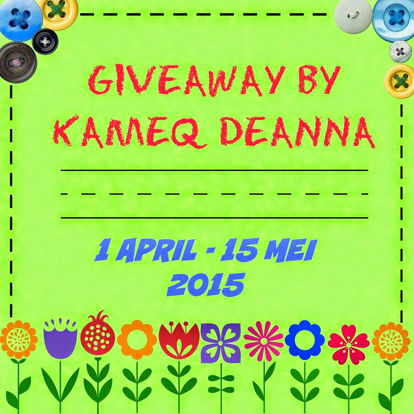 kameqdeanna.blogspot.com/2015/04/giveaway-by-kameq-deanna.html