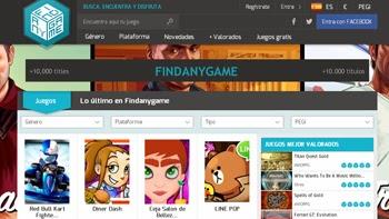 Findanygame es la red social favorita de videojuegos