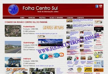 SITE FOLHA CENTRO SUL