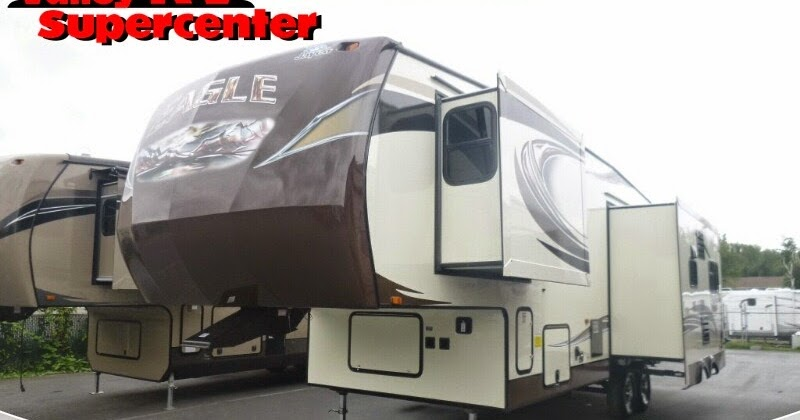 Nw Rventure The 2014 Jayco Eagle 31 5 At Valley Rv