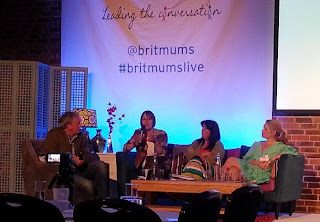 Travel panel at BritMums Live 2013