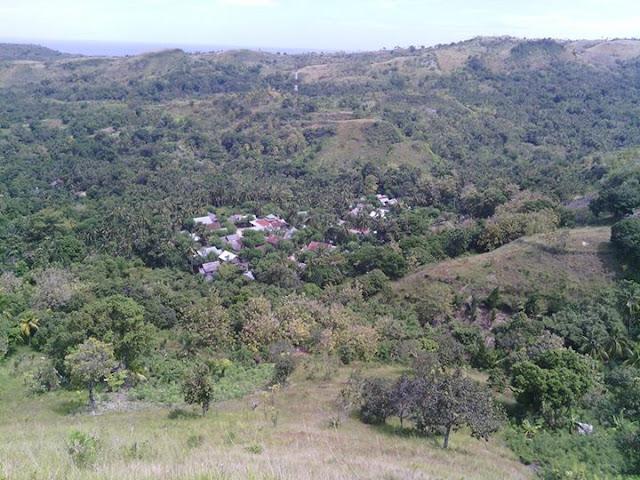 Desa Pamboqborang kab. Majene