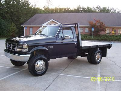 Ford Flatbed